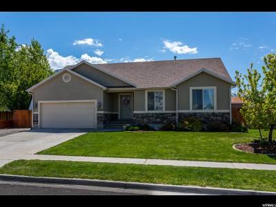 Spanish Fork Single Family Home For Sale: 2378 E 1580 S