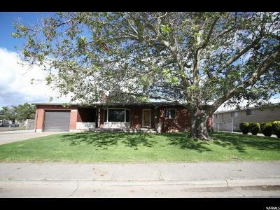 Roy Single Family Home For Sale: 5382 S 2000 W
