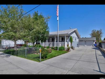Sandy Single Family Home For Sale: 1371 E 8600 S