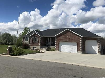 Weber County Single Family Home For Sale: 4864 W 4500 S