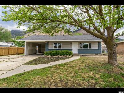 Ogden Single Family Home For Sale: 956 N Monroe Blvd
