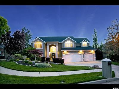 Sandy Single Family Home For Sale: 11968 S September Cv