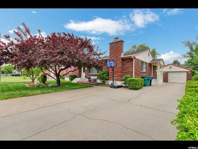 Clearfield Single Family Home Under Contract: 118 N Lynnwood