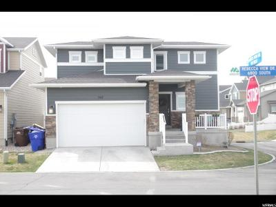 Midvale Single Family Home For Sale: 947 W Rebecca View Ln S #213