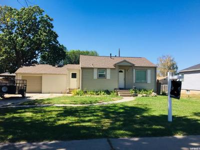 Kaysville Single Family Home For Sale: 172 S 200 E
