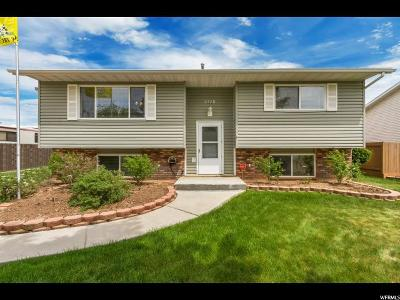 Clearfield Single Family Home For Sale: 2270 S 500 W