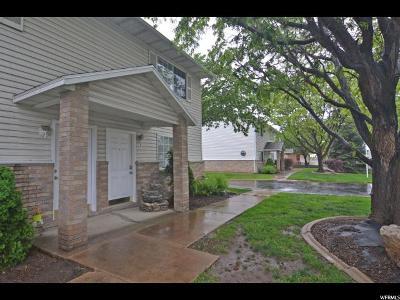 Weber County Condo For Sale: 953 E 12th St #4