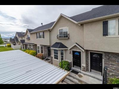 Springville Townhouse For Sale: 1824 W 1000 S