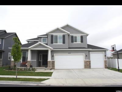 Eagle Mountain Single Family Home For Sale: 4029 E Hudson Way