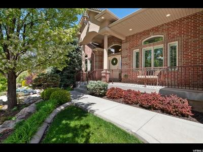Davis County Single Family Home For Sale: 1251 Elk Hollow Rd