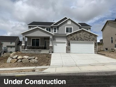 Lehi Single Family Home For Sale: 3943 N 850 W #175