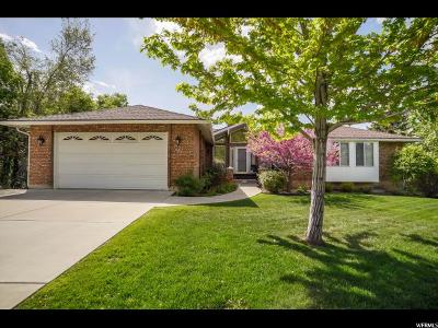 Weber County Single Family Home For Sale: 1735 E Apache Way