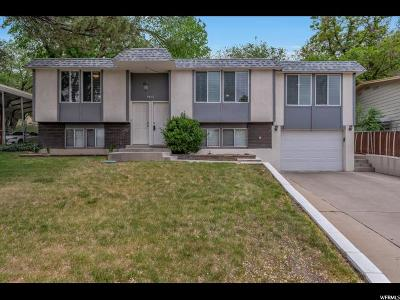 Sandy Single Family Home For Sale: 9465 S Streatham Rd