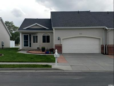 Tooele Condo For Sale: 241 N Home Towne Ct