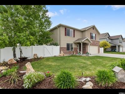 Herriman Single Family Home For Sale: 13757 S Monte Joseph Dr W