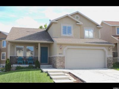 Eagle Mountain Single Family Home For Sale: 4815 E Levi Ln