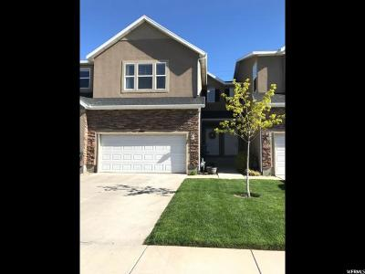 Spanish Fork Townhouse For Sale: 1801 E 920 S
