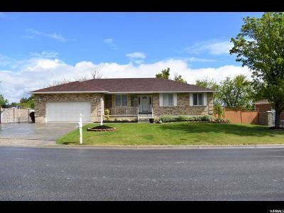 South Jordan Single Family Home For Sale: 2662 W Van Ross Dr S