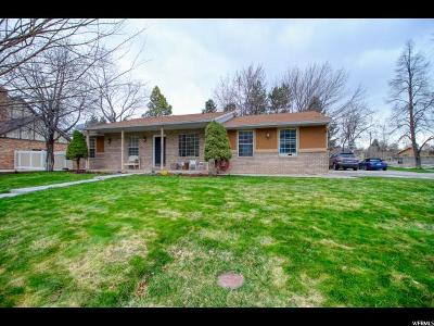 Single Family Home For Sale: 1204 E Hobblecreek Dr