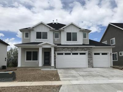 Spanish Fork Single Family Home For Sale: 857 N Spring Ln E