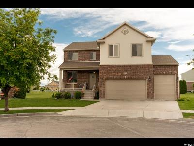 Davis County Single Family Home For Sale: 1428 S Galloway Pl
