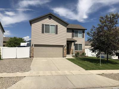 Spanish Fork Single Family Home Under Contract: 357 S 1230 W