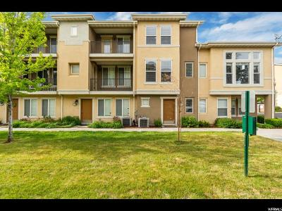 Midvale Townhouse For Sale: 7372 S Shelby View Ln