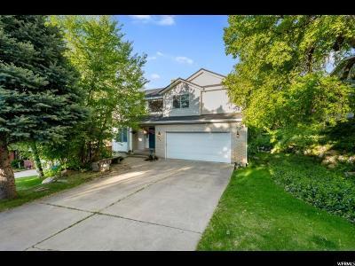 Ogden Single Family Home For Sale: 5180 S 875 E