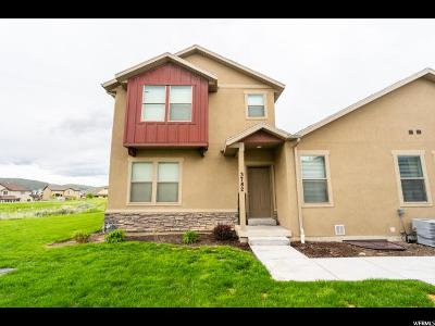 Eagle Mountain Townhouse For Sale: 3782 E Cunninghill Dr N