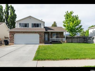 Spanish Fork Single Family Home For Sale: 608 W 200 S