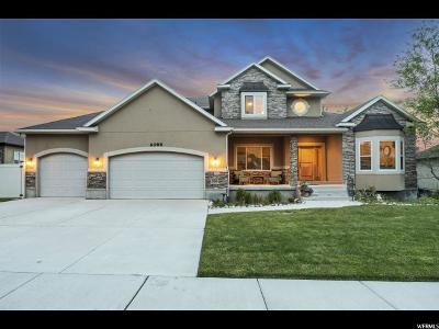 Herriman Single Family Home For Sale: 6088 W Horizon Ridge Ln