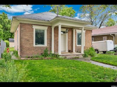 American Fork Single Family Home Under Contract: 155 S 100 W