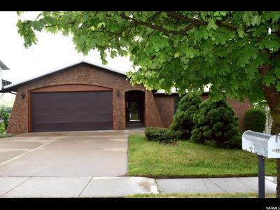 Ogden Single Family Home For Sale: 1481 12th St.