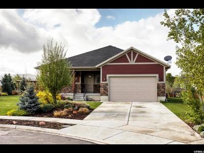Heber City Single Family Home For Sale: 576 E 300 S