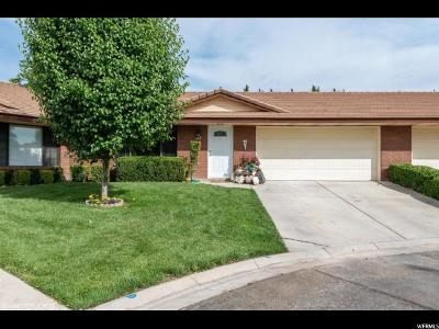 St. George Townhouse For Sale: 701 E 900 S #22