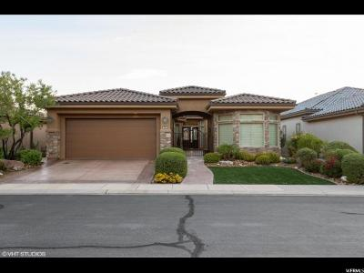 St. George Single Family Home For Sale: 2243 W Sunbrook #148