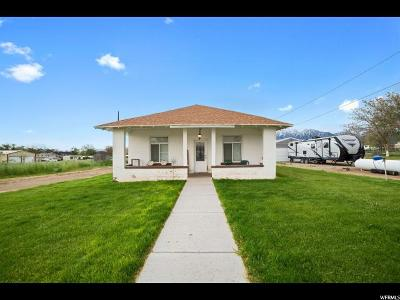 Goshen Single Family Home For Sale: 251 S 100 W