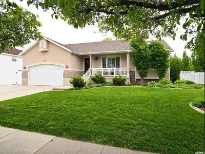 Kaysville Single Family Home For Sale: 683 S 50 E