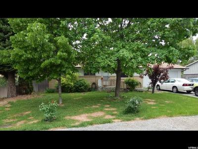 Payson Single Family Home For Sale: 454 N 200 W