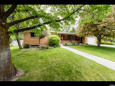 Logan Single Family Home Backup: 1777 E 1030 N