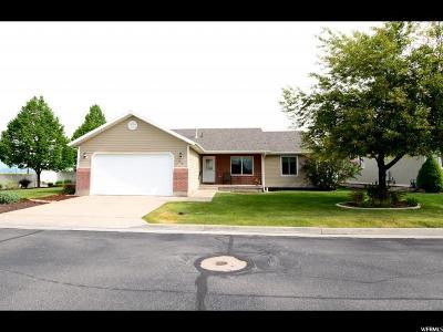North Logan Single Family Home Under Contract: 419 E 2820 N