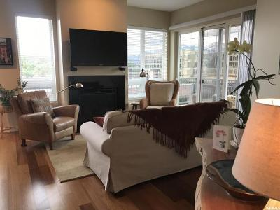 Salt Lake City Condo For Sale: 350 S 200 E #521