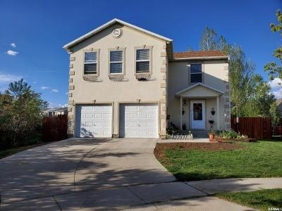 Heber City Single Family Home For Sale: 457 N 475 W