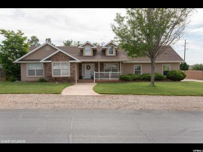St. George Single Family Home For Sale: 2433 S 2350 E