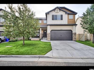 Eagle Mountain Single Family Home For Sale: 7528 N Levi Ln
