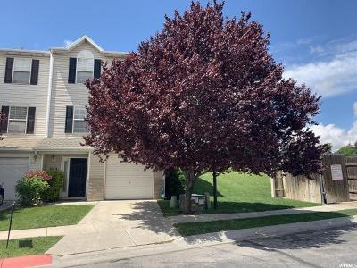 Roy Townhouse Under Contract: 5073 S 1800 W
