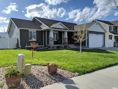 Herriman Single Family Home Backup: 13028 S Muzzle Loader