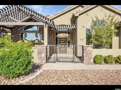 St. George Single Family Home For Sale: 712 S Rainier Dr
