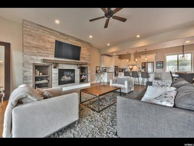 Wasatch County Condo For Sale: 1695 E Viewside Cir