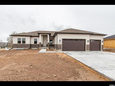 Heber City Single Family Home For Sale: 669 N Rolling Hills Dr #6
